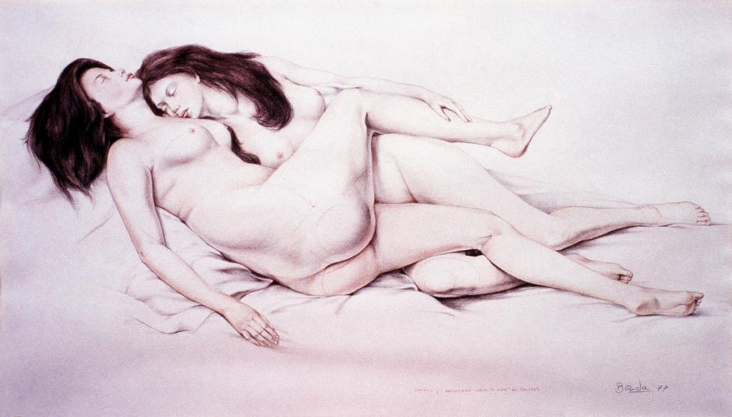Sexo entre dos mujeres